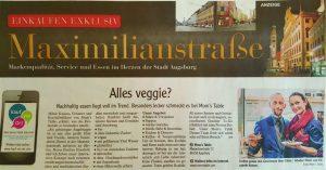 presseartikel-maxspezial vegan Augsburg